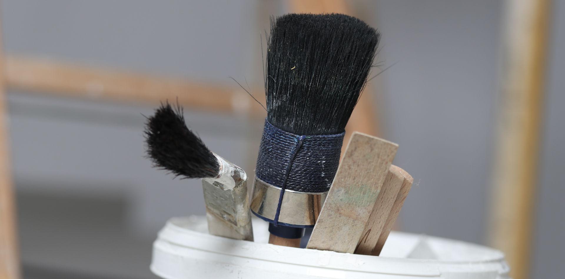 DAHMS Malereibetrieb - Pinsel